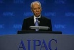 Israeli President Shimon Peres at AIPAC Policy Conference 2009